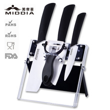 New Design Ceramic Kitchen Appliance Ceramic Boning/Fruit/Fillet Knives
