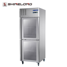 FRCF-3-3 FURNOTEL Industrial Fridge Used Glass Door Refrigerators Quality Guarantee