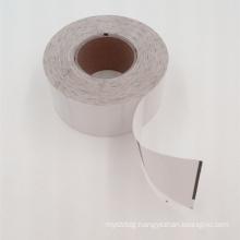 Blank coated matt glsooy inkjet label roll for inket printer
