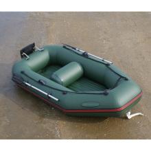 10ft Sport Schlauchboot Kit auf dem Wasser