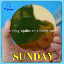 18mm 19mm 20mm 25.4mm znse verre optique fenêtre