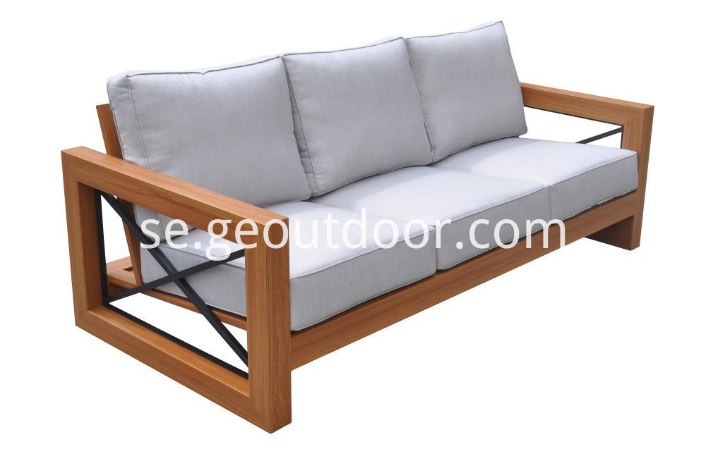 S0295 Three Seater Sofa