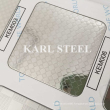 410 Etced Stainless Steel Sheet