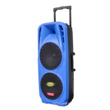 Doble altavoz profesional de DJ de 10 pulgadas con micrófono Bt F73