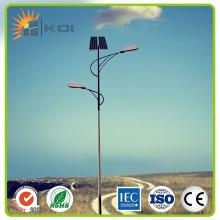 Lampadaires LED à énergie solaire CE RoHS