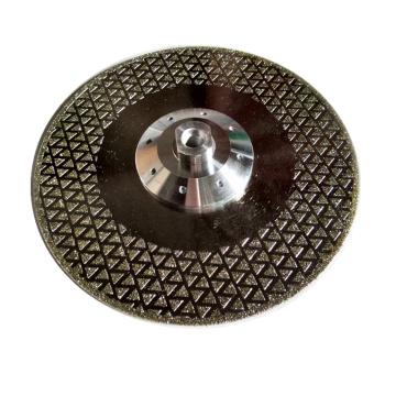 flange de lâmina de diamante para moedor