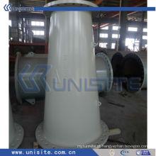Tubo de desgaste de aço grosso para draga (USC-7-007)