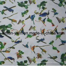 Напечатанная полиэфиром ткань для Простыня занавес одежда
