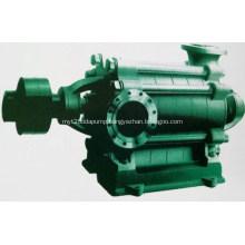 TD hydrogenation feed pumps