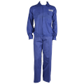 Bule Basic Cotton / Polyester Work Suit Arbeitskleidung