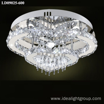 wholesale led chandelier crystal luxury ceiling lighting
