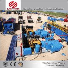 Pompes à eau à haute capacité pour irrigation par moteur à gaz