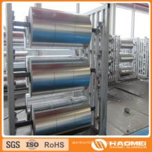 1100 3102 8011 feuille d'aluminium hydrophile