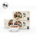 Edible fd instant vegetable and egg mushroom soup for kids