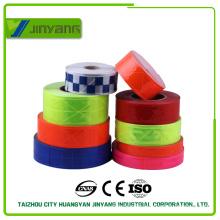 high visibility color reflective PVC reflective tape 200cd