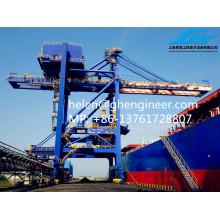 Grab Ship Unloader 800T / H pour le charbon