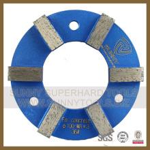 Outils de meulage CNC Cnn Béton Pad