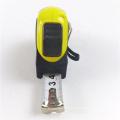Ruban à mesurer Boîtier ABS avec ruban à mesurer en caoutchouc