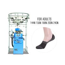 Máquina que hace punto de la marca de la fábrica RB-6FP de China para hacer calcetines de trabajo de la seguridad del algodón