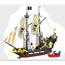 Piratas Série Designer Corsair Aventura 590PCS Brinquedos