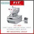 Acionamento direto Eyelt botoeira de controle de computador máquina de costura (9820)