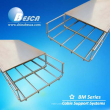 HDG Wire Mesh Cable Tray CE certificado