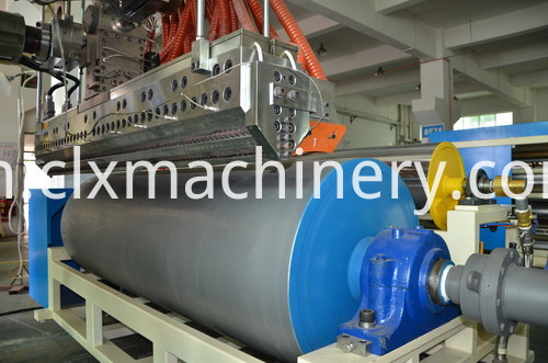 stretch film machinery-changlong mode