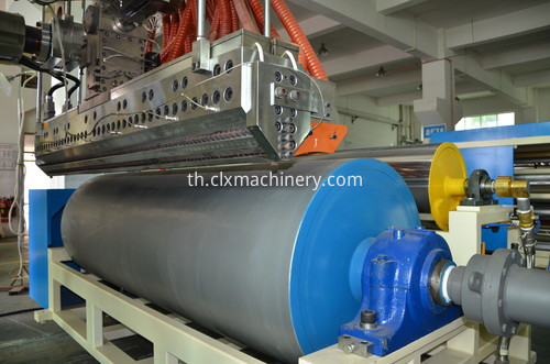 changlong stretch film making machine