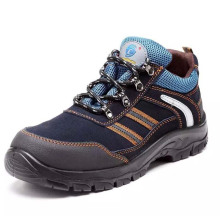 Good Quality Worker Professional PU Industrial Labor Footwear Safety Shoes