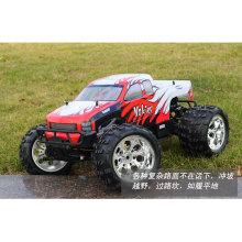 1/8 Scale 4WD RC Car con motor de gasolina