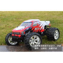 1/8 Scale 4WD RC Car with Petrol Engine