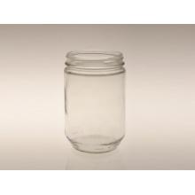 Pots de stockage de nourriture en verre pour le miel