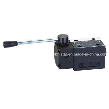 Направляющие клапаны серии Dm с ручным управлением (DMG-03)