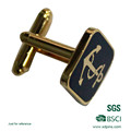 2016 Newly Customized Business Gift Anchor Logo Cuff Link