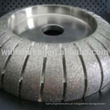 roda de polimento de granito diamante redondo