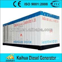 CE,ISO9001:2008 china made 2750kva/2200kw silent genset engine mtu