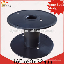 plastic spools for winding 4.50MMX100FT cable wire