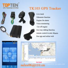 GPS трекер Tk103, tk103a в, tk103b в режиме (TK103-кВт)