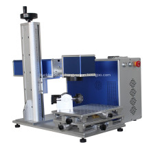 Máquina de marcado láser de fibra de aluminio para utensilios de cocina con hebillas