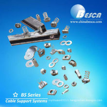 CHANNEL NUTS With M8, M10, M12, M16 Size