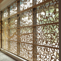 Desain Window Screen Laser Cut