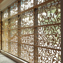 Laser Cut Window Screen Designs