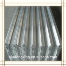 1200 hoja de aluminio corrugado