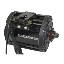 QS MOTOR 4000W 138 90H PMSM Mid-drive Motor For Electric Motorcycle