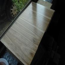 Solid Spotted Gum Hardwood Flooring for Indoor Usage