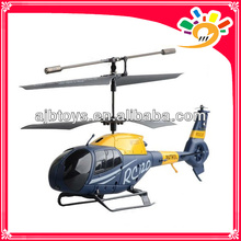 3.5-channel Infrared Control Helicopter With Gyro