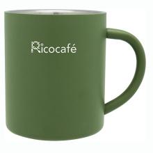 Нержавеющая сталь двойной стены кофе Кубок