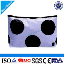 custom make up travel toiletry promotinal fashion cosmetic bag