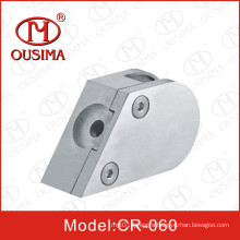 Special Stainless Steell Glass Clamp for Handrail Tube (CR-060)