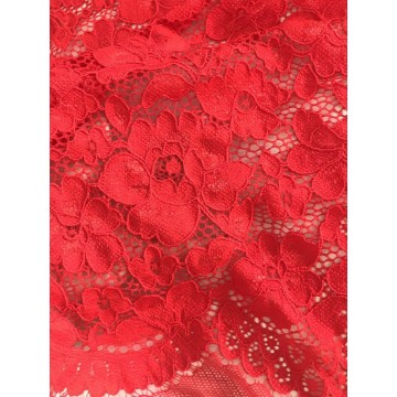 Floral Scallopped Edge Lace